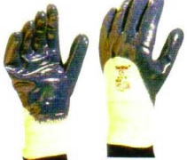 Nitrile Dipped Gloves