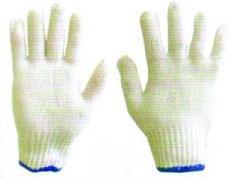 Ployester Knitted Gloves
