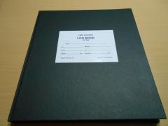 DECK LOG BOOK