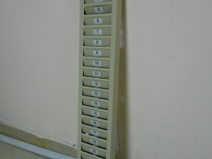 20 SLOT T-CARD RACK